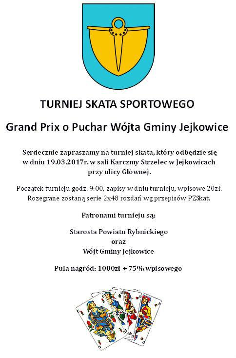 Turniej Skata Sporowego 2017