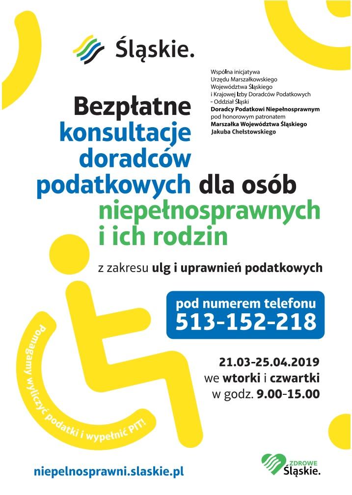 Doradcy Podatkowi Niepełnosprawnym