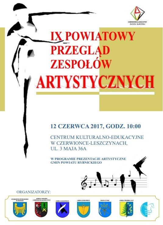 Powiatowy Przegląd Zespołów Artystycznych